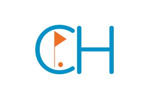 digykan - portfolio identité visuelle - création logo - Club House golf de Beauvallon