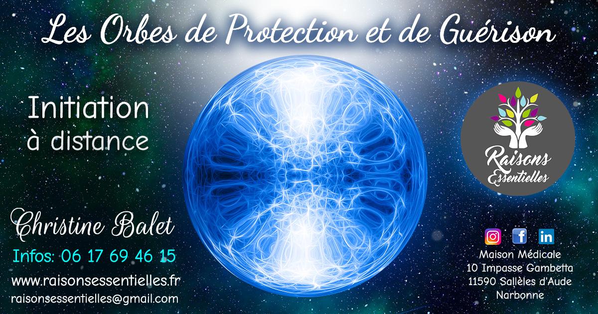 digykan - création bannière - Raisons Essentielles Christine Balet - initiation Protection Guérison