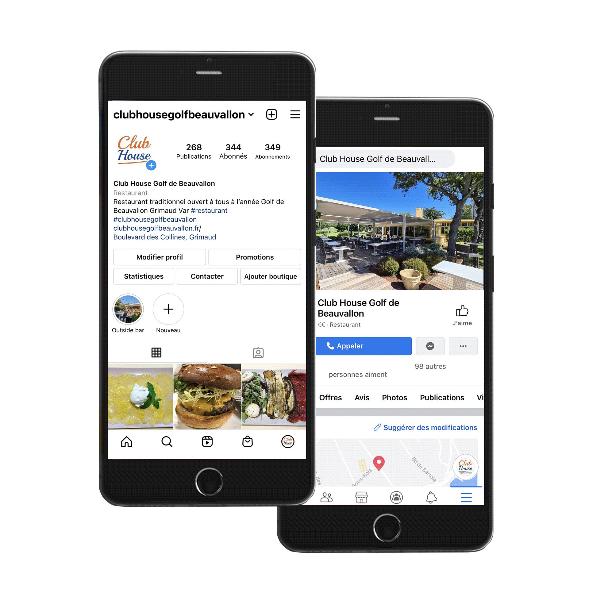 digykan - communication digitale réseaux sociaux Club House restaurant